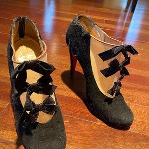 Louboutin Heels Size 38/8